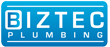 Biztec Plumbing Logo
